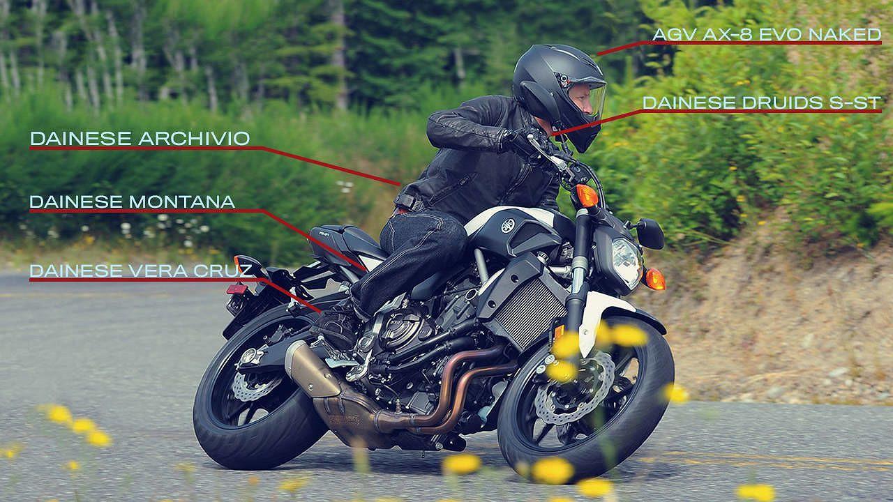 Советы байкеров: как выбрать очки для езды на мотоцикле