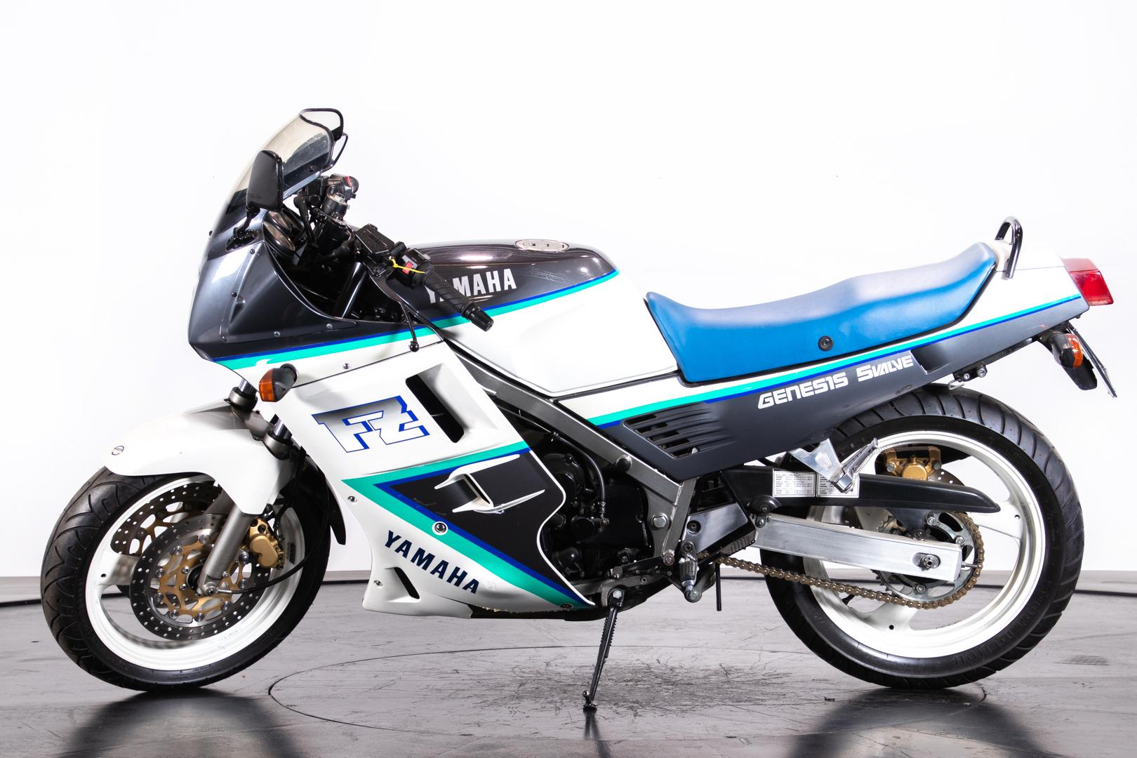 Мануалы и документация для Yamaha FZ 750 Genesis
