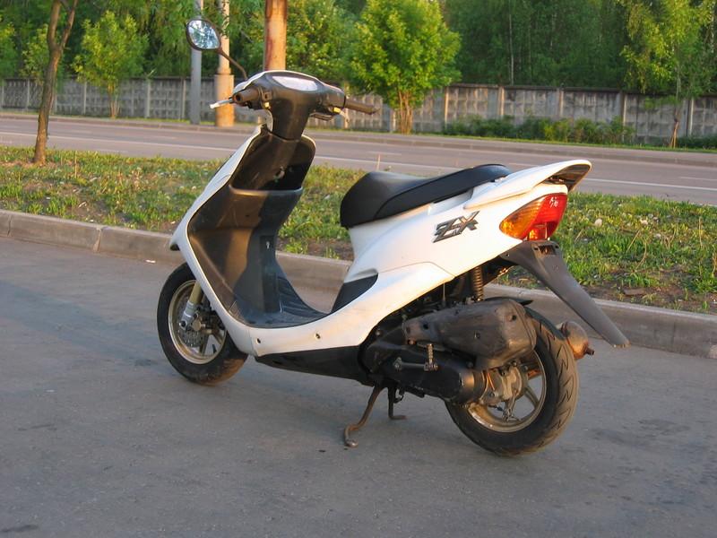 Скутер Honda Dio : обзор, ремонт, тюнинг