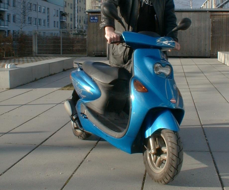 Электрооборудование скутера MBK Fizz 50
