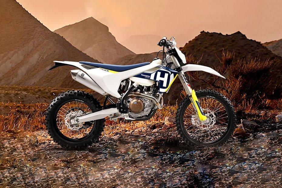 Husaberg FX 450 Cross Country