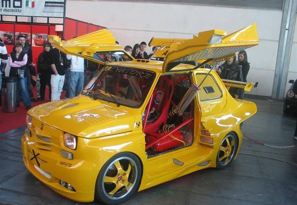 Тюнинг автомобиля и его комплектующих