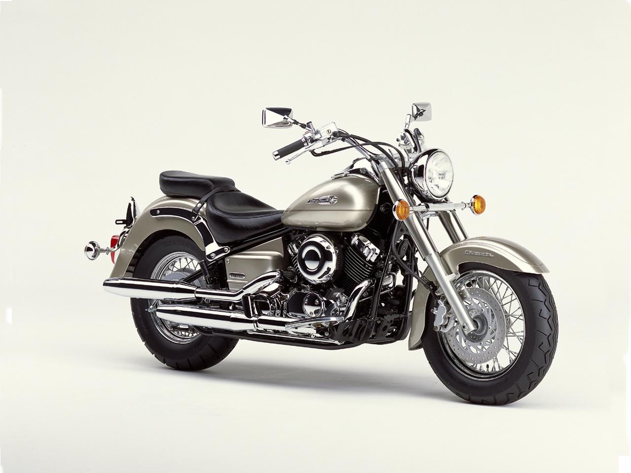 Yamaha Drag Star 650 (XVS 650)