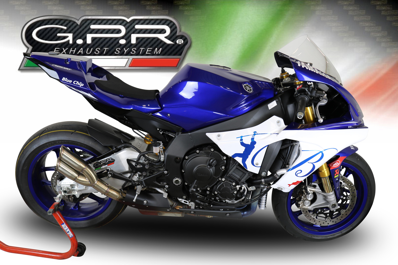 Тест-драйв мотоцикла Yamaha YZF-R1