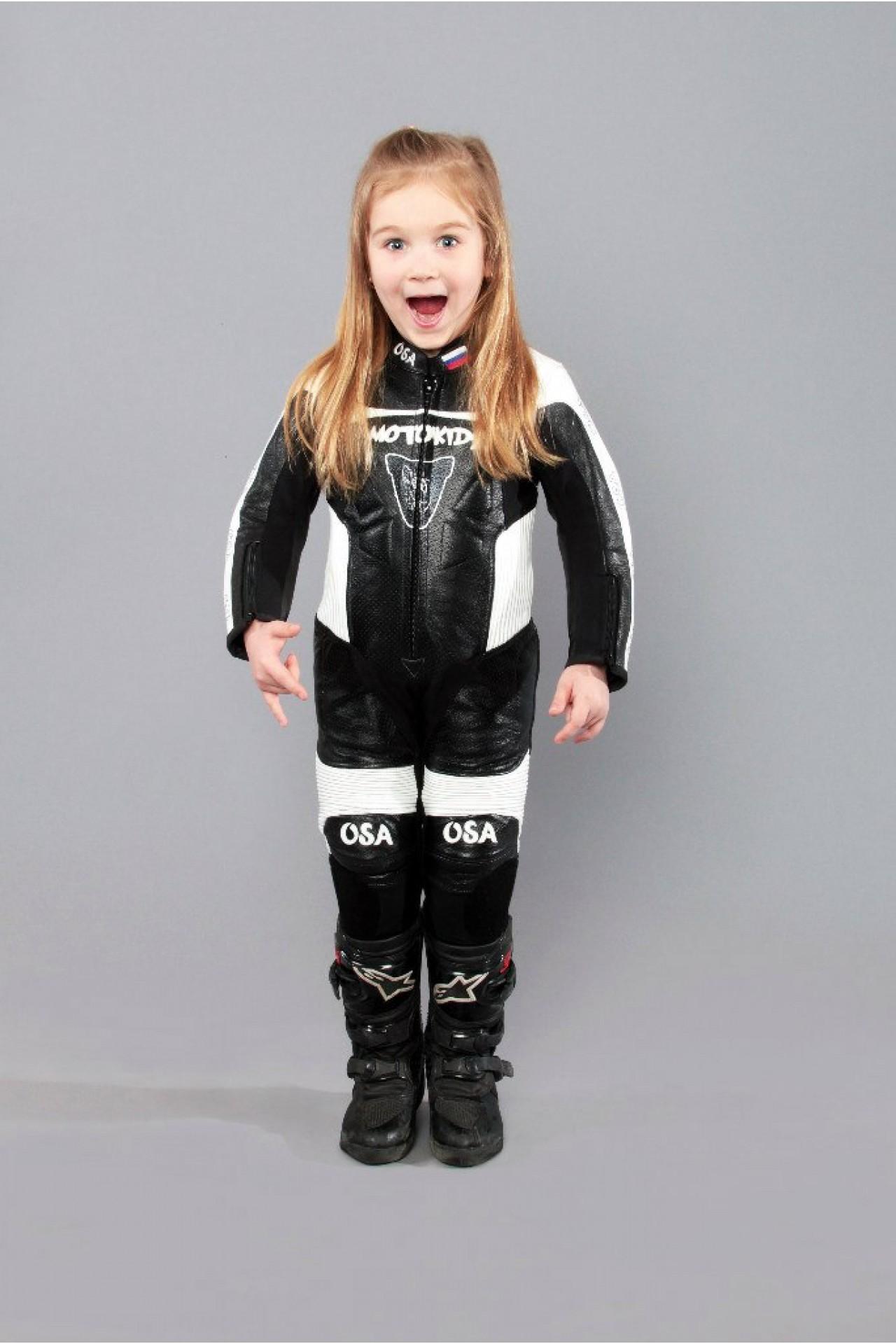 Характеристики детской мотоэкипировки