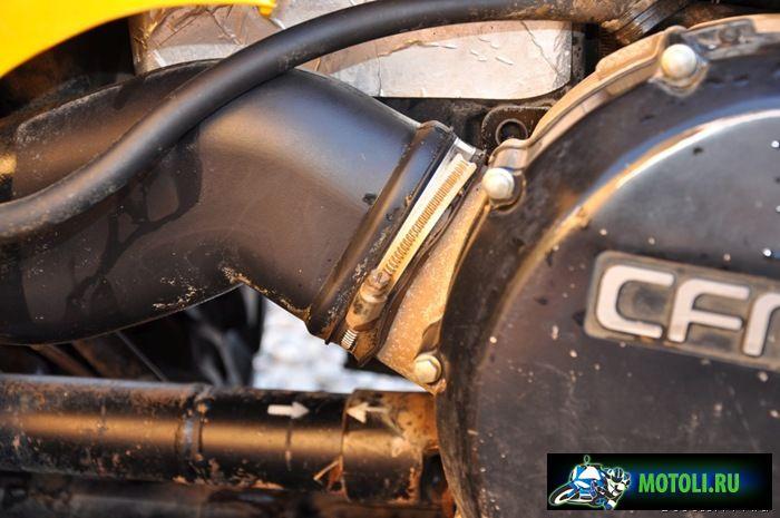 Какое масло лить в редуктор квадроцикла