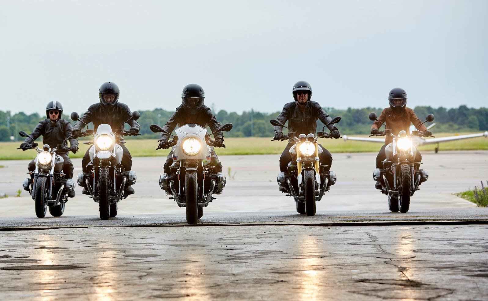 Мотоциклы БМВ: нестареющие традиции в мотопромышленности
