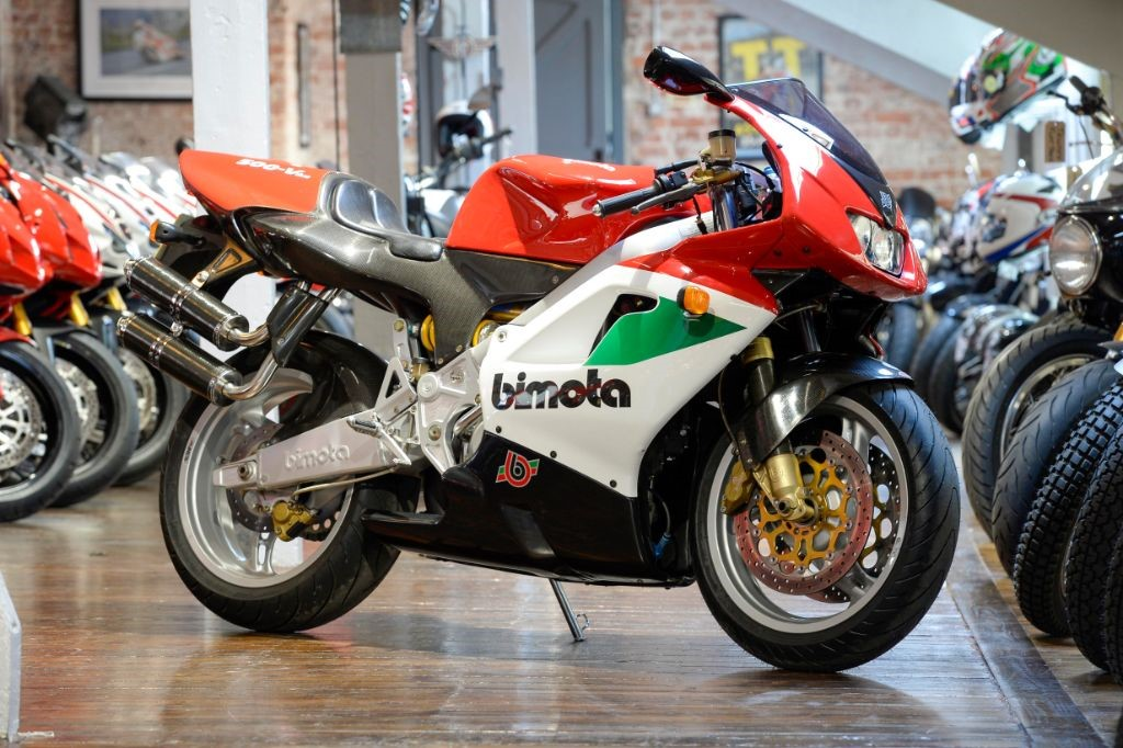 2000 Bimota SB6R