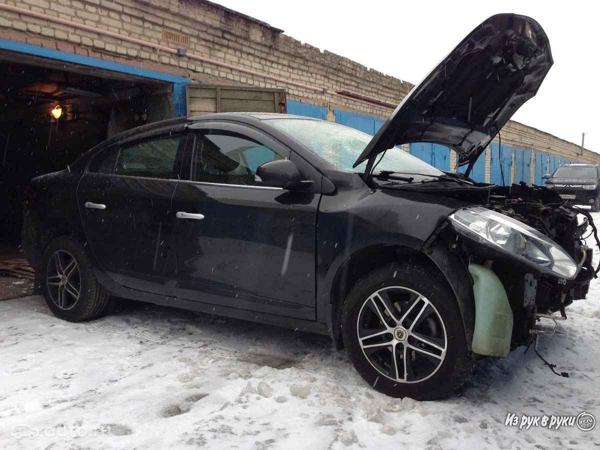 Скупка битых автомобилей в Санкт-Петербурге