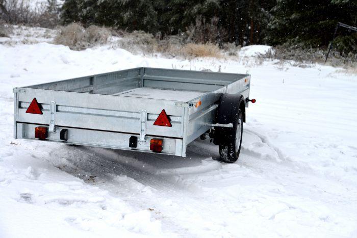 Прицепы для снегоходов