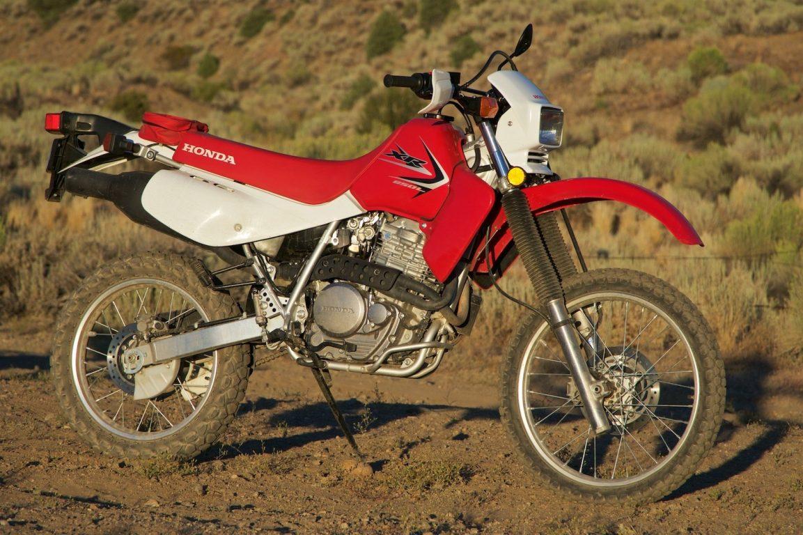 Обзор эндуро мотоцикла от Honda (Хонда) — XR 600 R