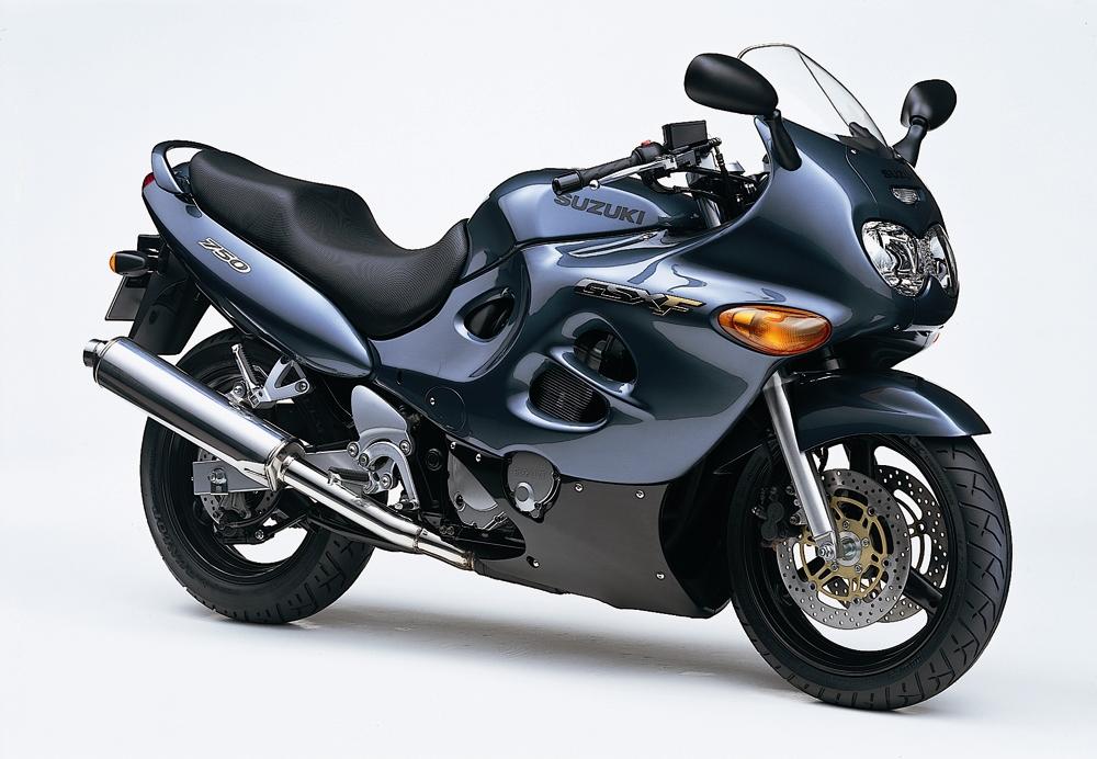 Мануалы и документация для Suzuki GSX250F Across
