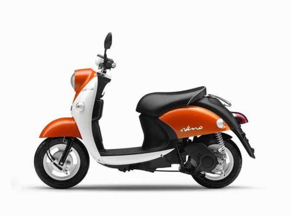 Электрический скутер Yamaha e-Vino