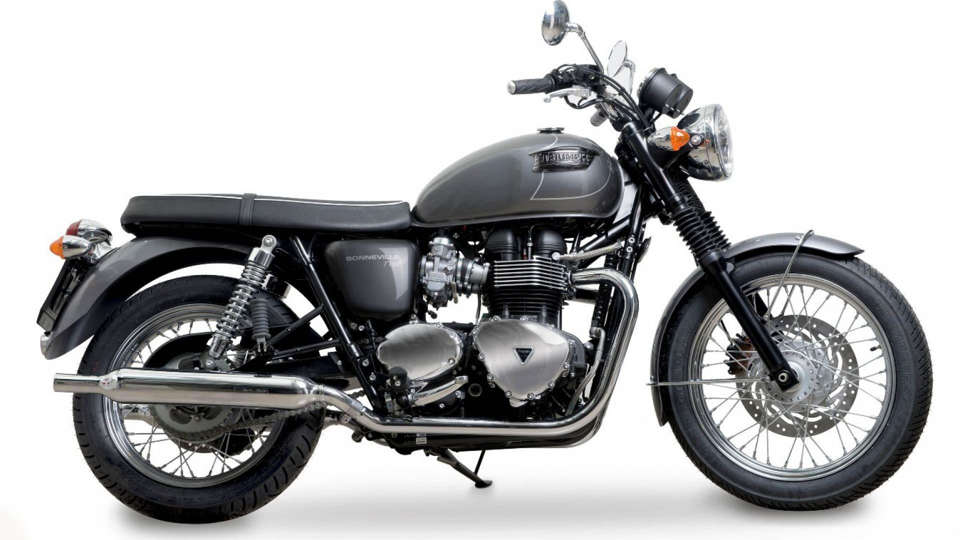 Мотоцикл Triumph Bonneville 750 T140E Special Edition (1980)