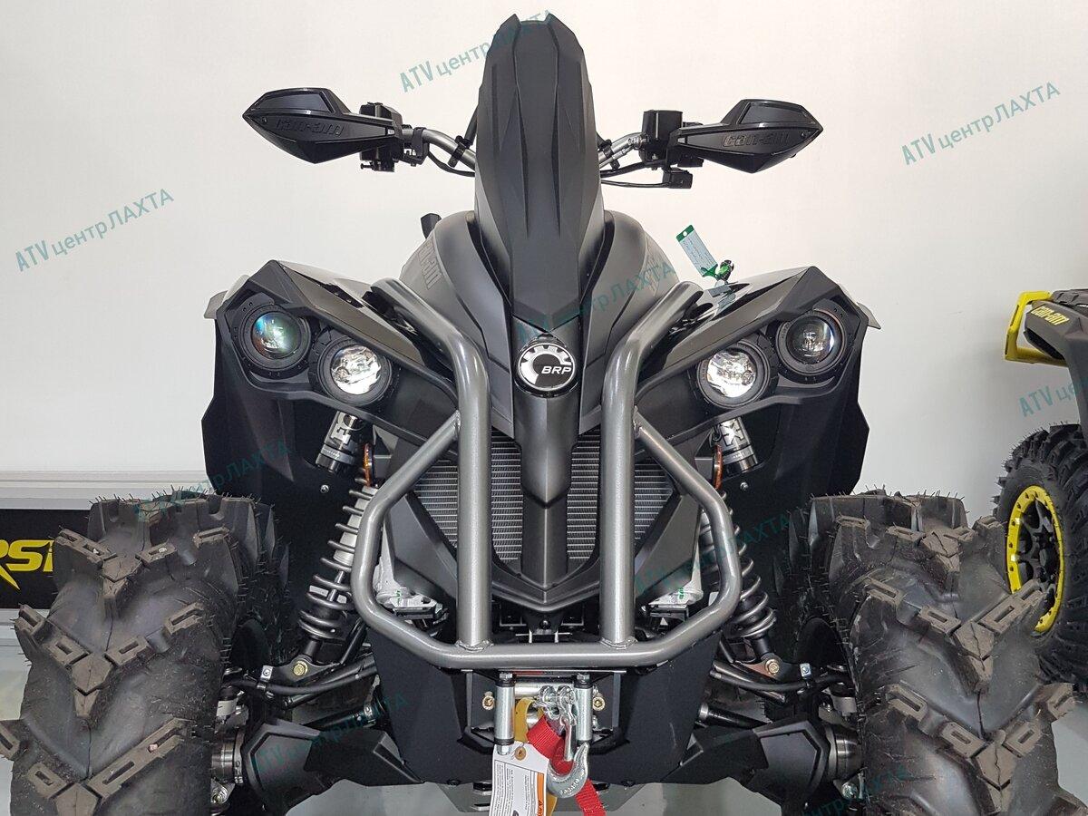 BRP Renegade 500 (БРП Ренегат) — необыкновенный гибрид полнолитражного и спортивного вездехода