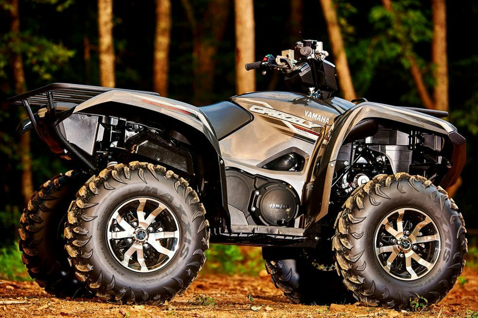 Kawasaki KFV750 – мини БМП в деле