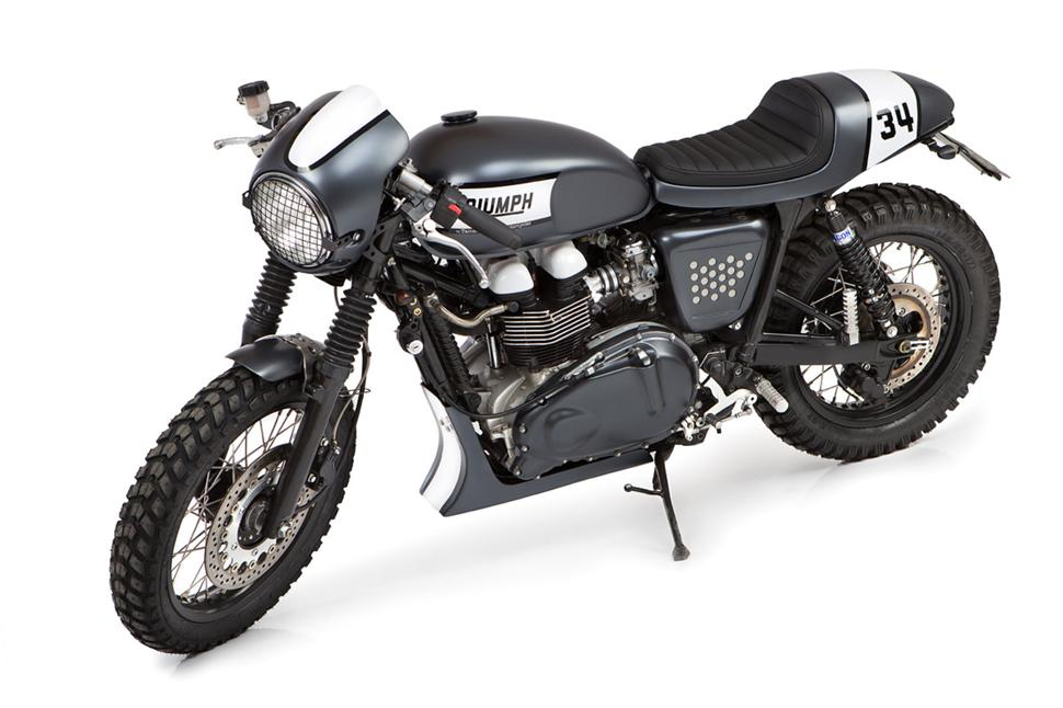 Мотоциклы Triumph (Триумф) модельный ряд