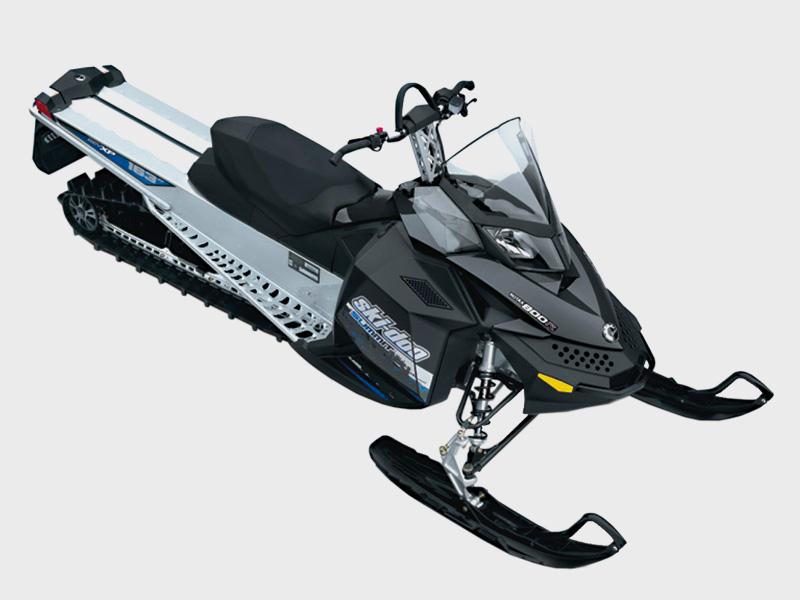 Снегоход Ski-Doo Summit Everest 600 HO E-TEK 146