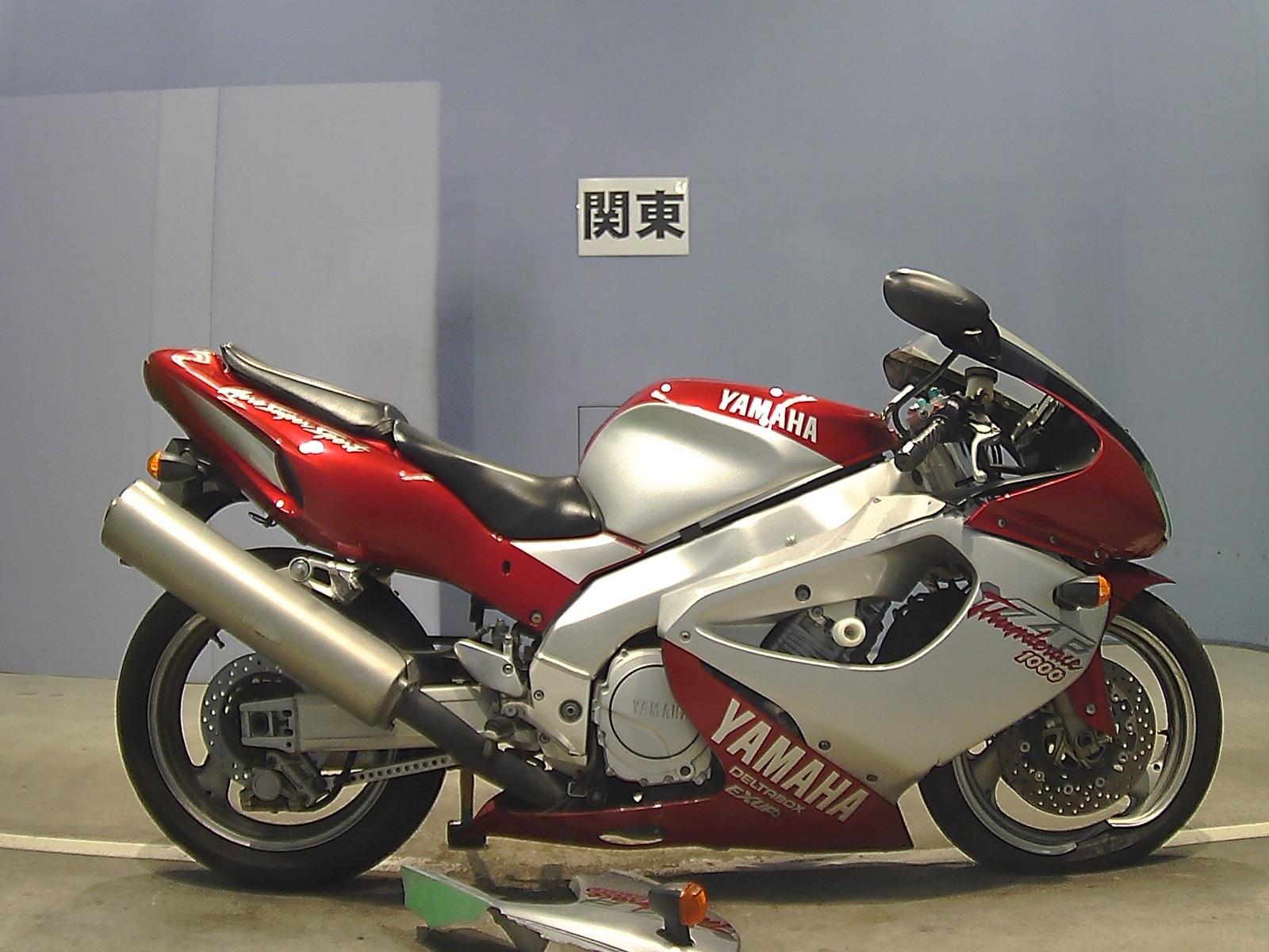 Мануалы и документация для Yamaha YZF1000R Thunderace