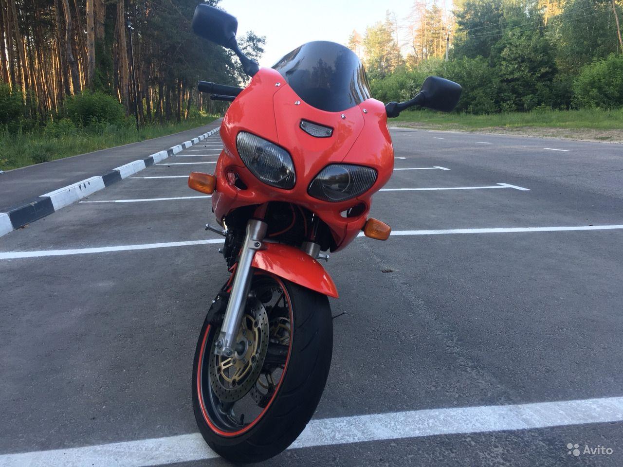 Мотоцикл Suzuki (Сузуки) SV 400S — обзор