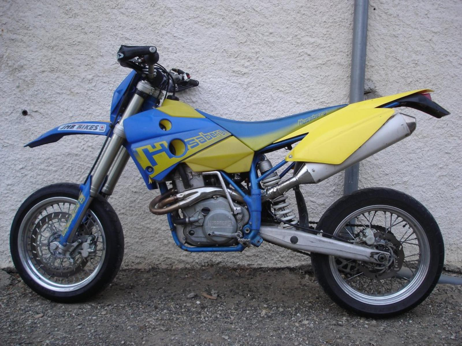 Husaberg FE 600e Supermoto