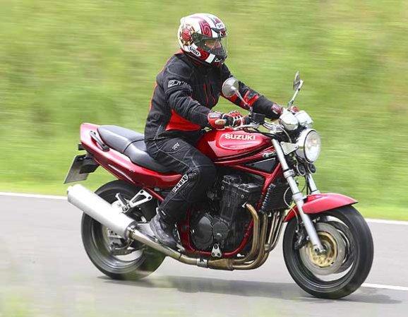Тест-драйв мотоцикла Honda CB400