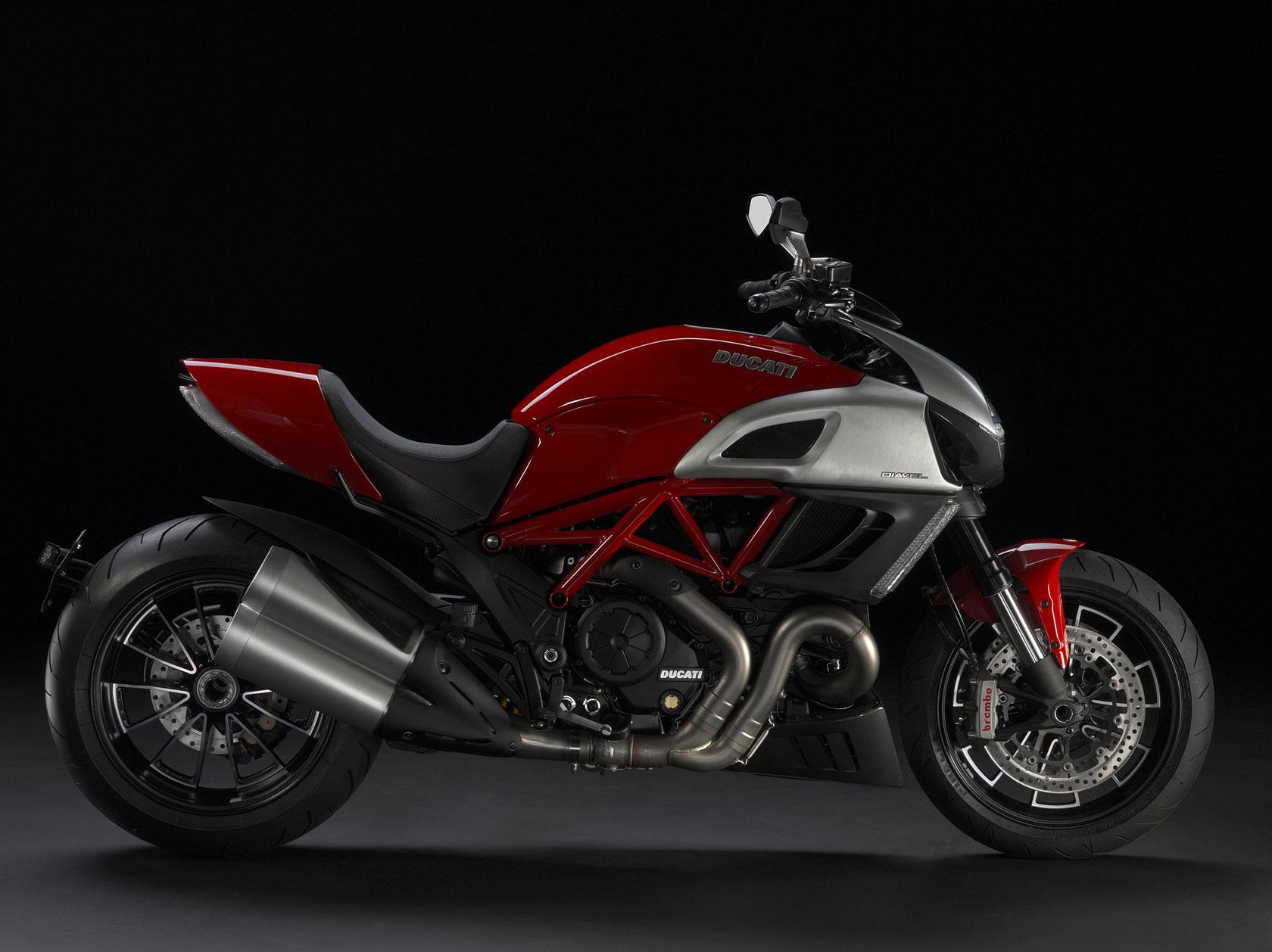 Мотоциклы Ducati