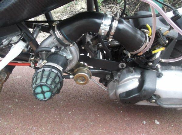 Увеличиваем мощность мотора!