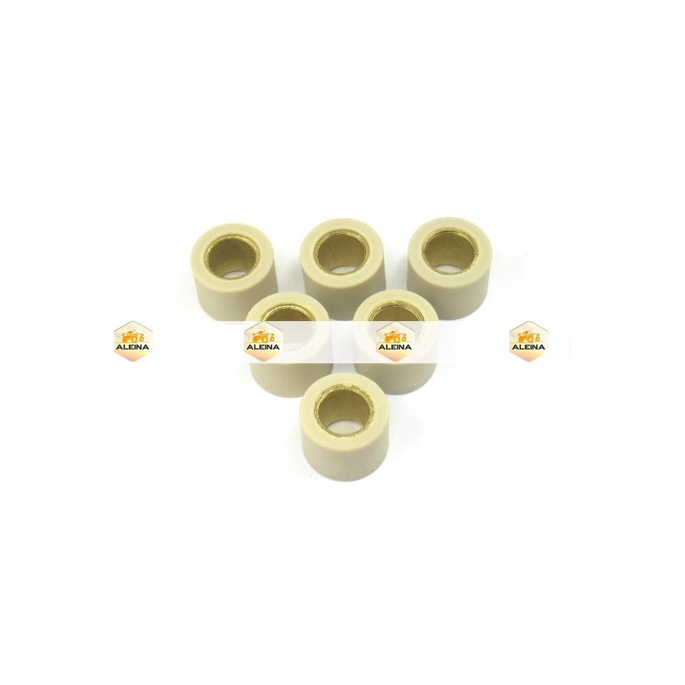 Подбор оптимального веса роликов вариатора
