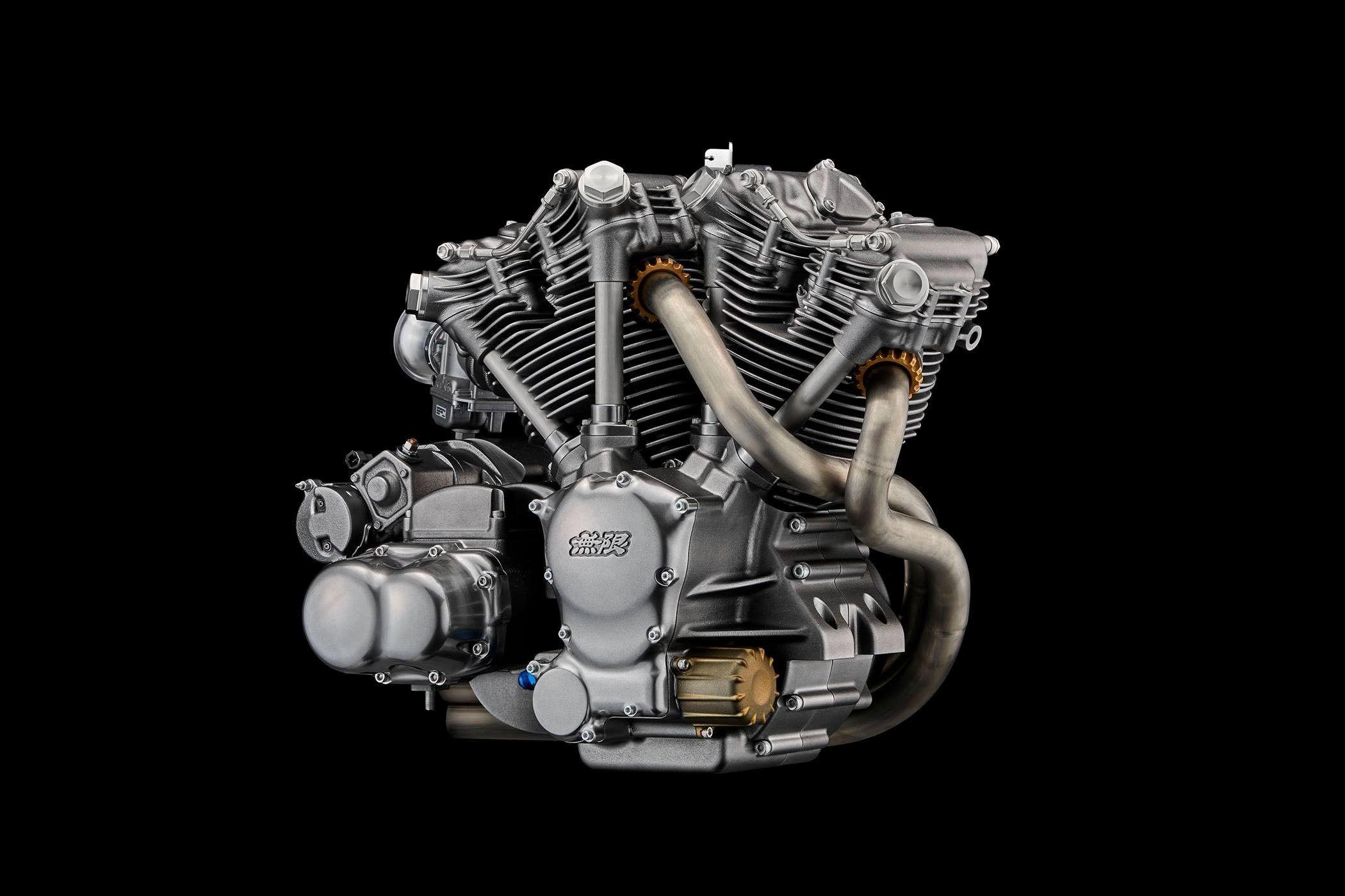 Мотоциклы с двигателем V Twin