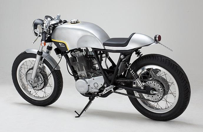 Тест-драйв мотоцикла Yamaha SR400