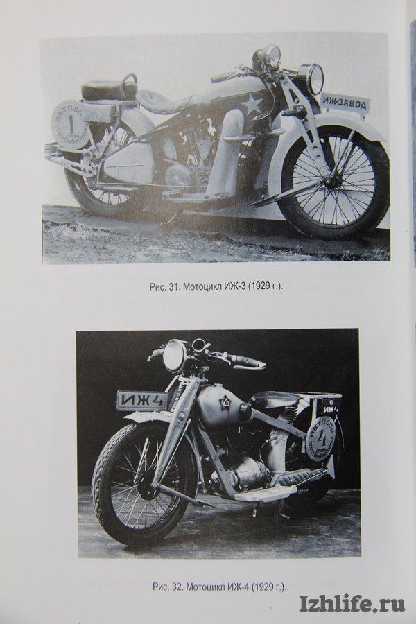 Мотоциклы Иж