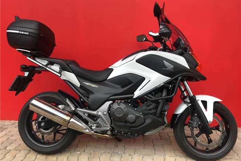 Обзор мотоцикла Honda NC 750X