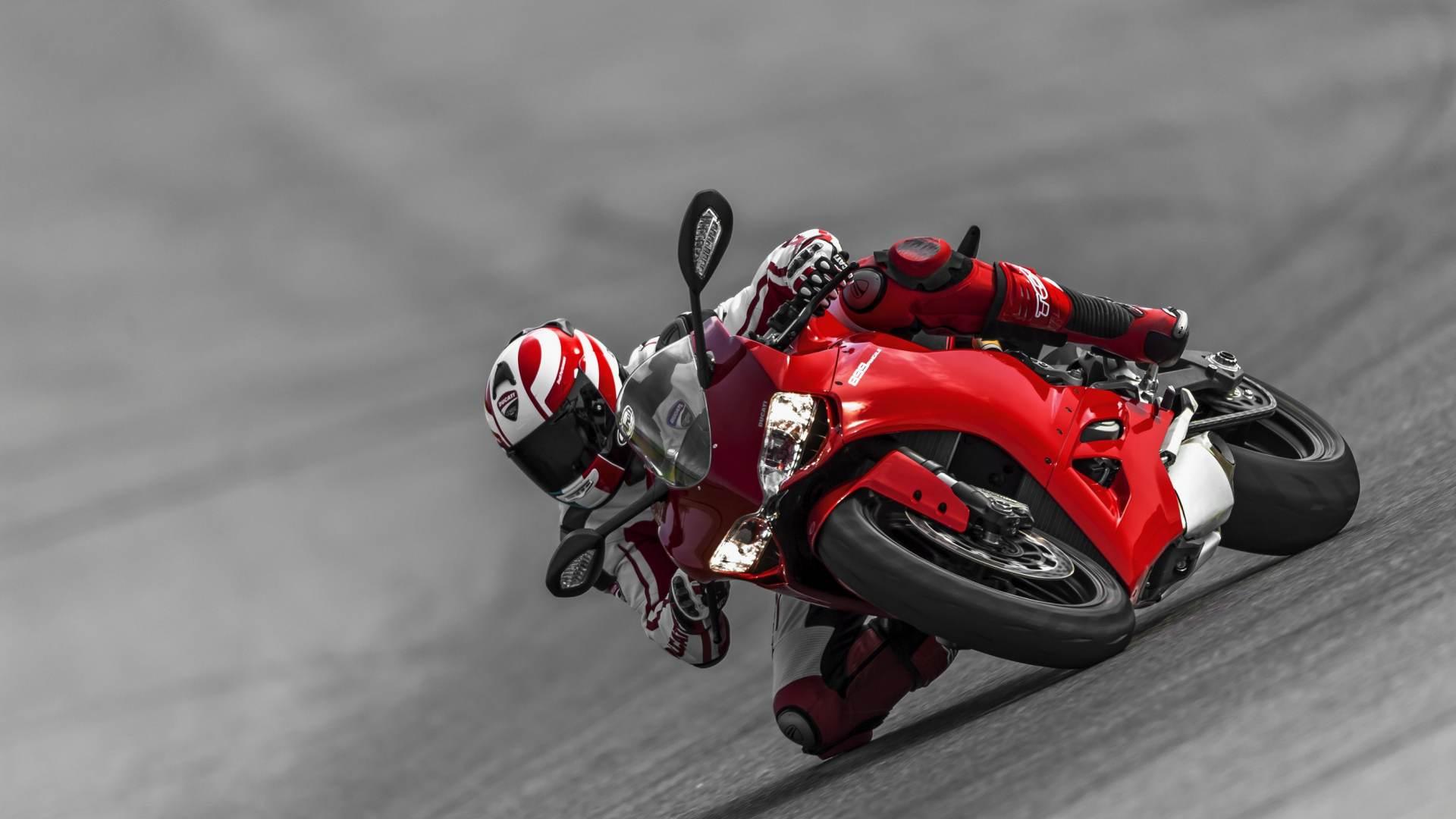 Ducati Panigale 899 — Стильный, Мощный и Дерзкий спортбайк