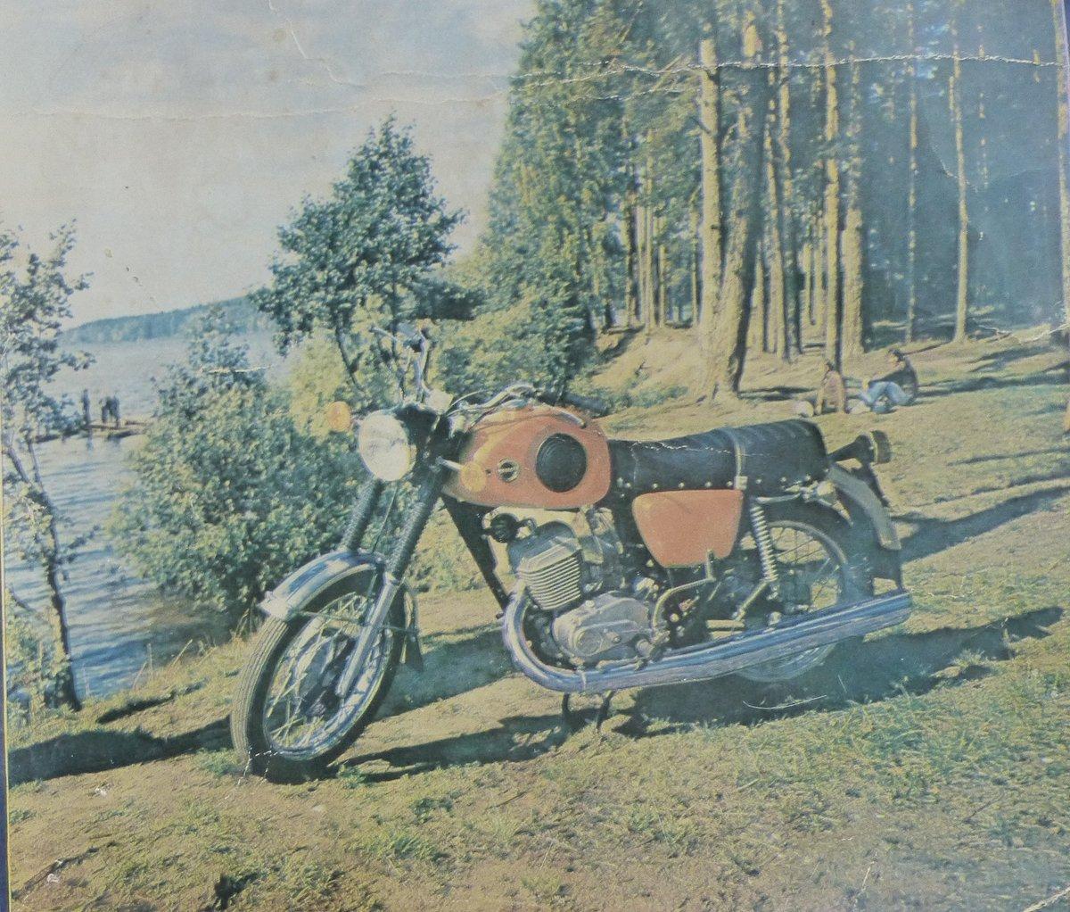 Иж Планета 3 – известная советская рабочая лошадка