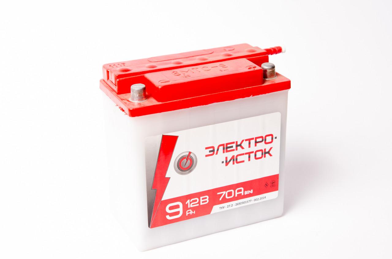 Мото аккумуляторы