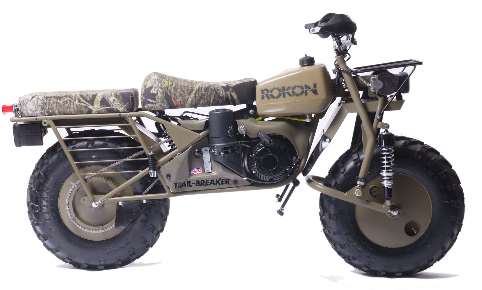 Полноприводные мотоциклы – серийные и штучные модели