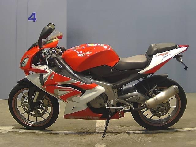 Aprilia RS 125 — Двухтактная Ракета