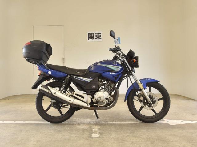 Yamaha YBR (Ямаха ЮБР) 125 — обзор