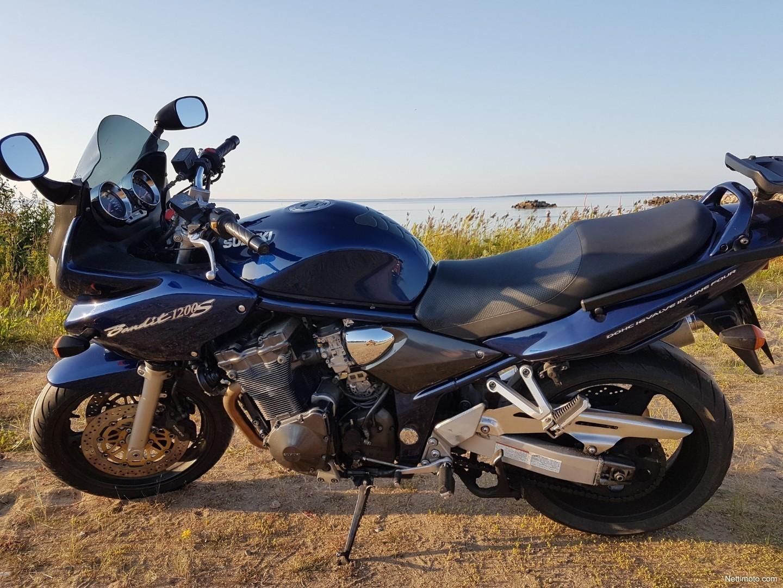 Тест-драйв мотоцикла Suzuki GSF1200S Bandit