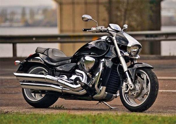 Тест-драйв мотоцикла Suzuki Intruder M1800R (Boulevard M109R)