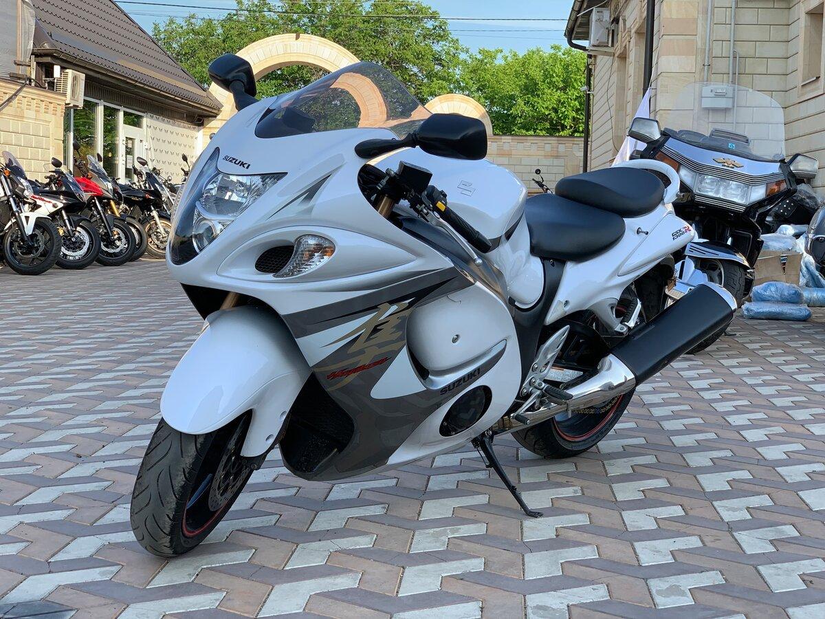 Мануалы и документация для Suzuki GSX1300R Hayabusa