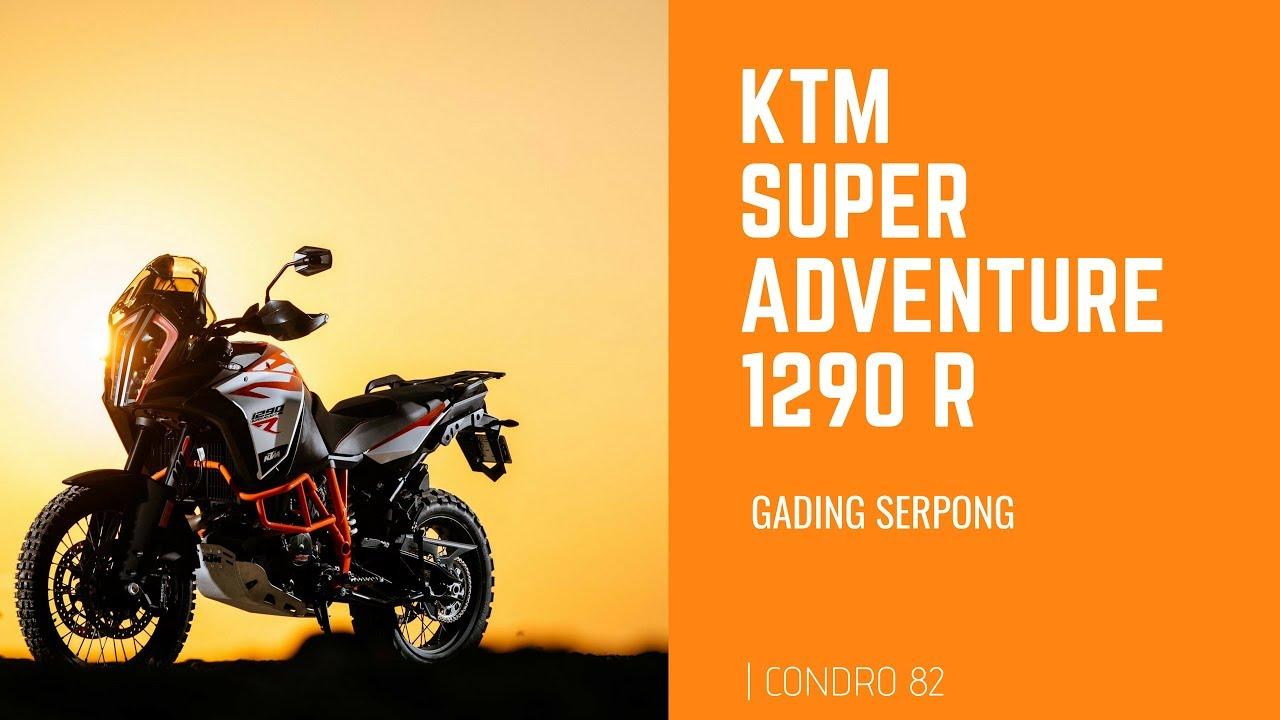 KTM 1290 Super Adventure: любые приключения по плечу