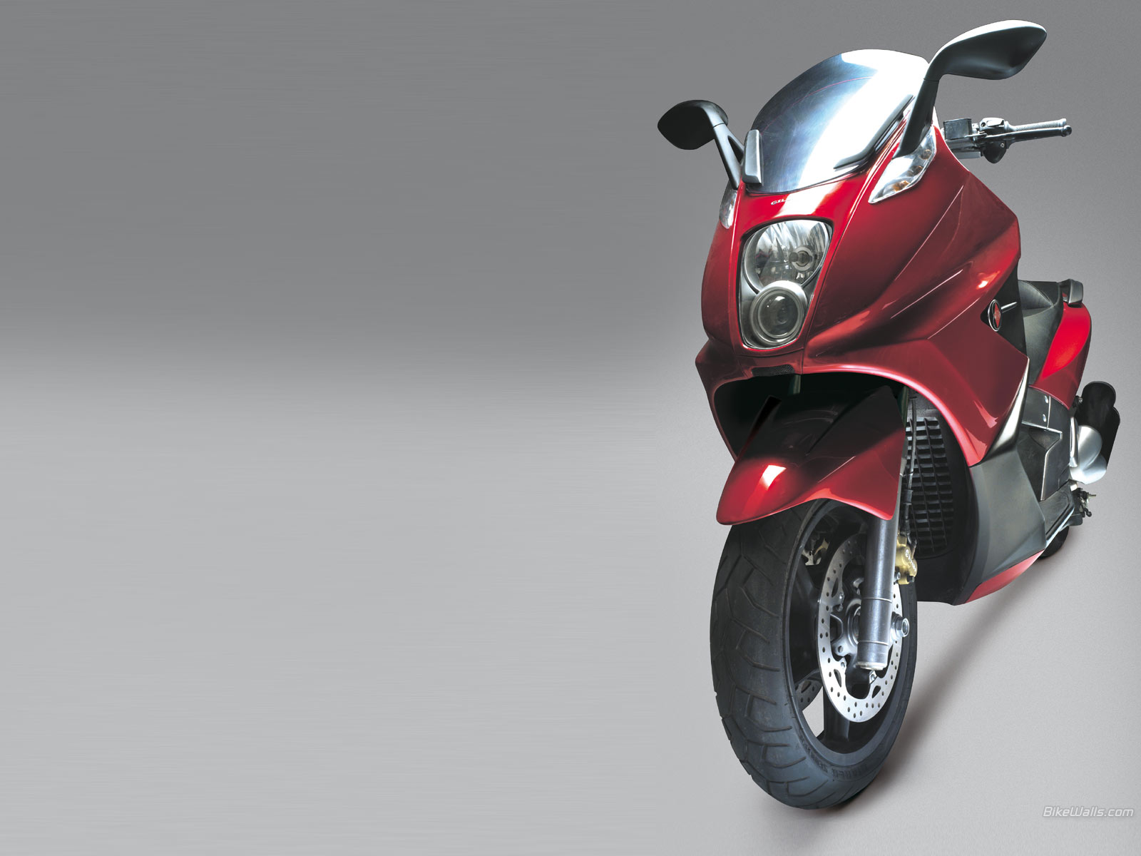 Gilera GP800 — Итальянский стиляга