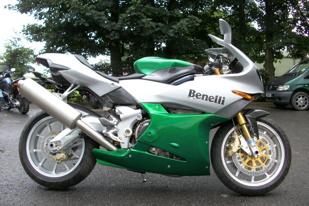 Benelli Tornado Tre 900LE