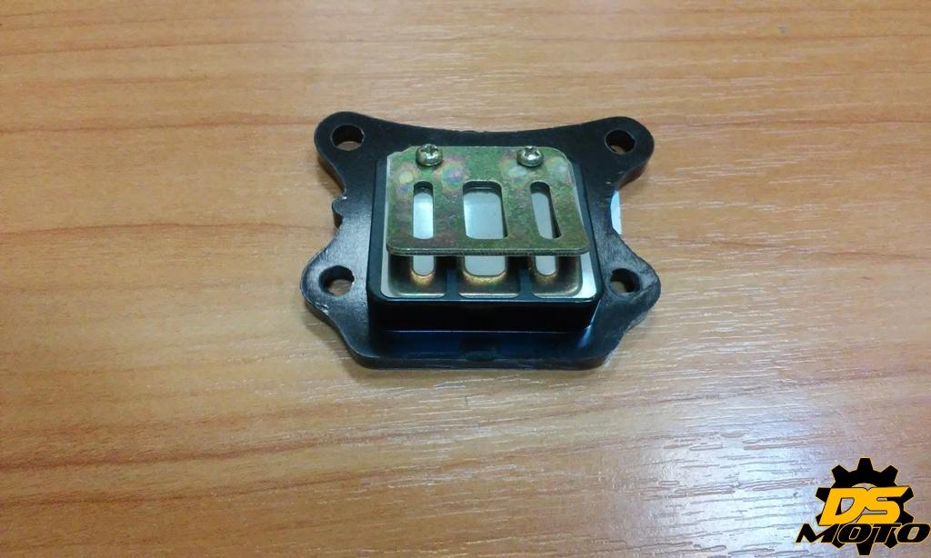 Лепестковый клапан на скутере - ремонт, замена, назначение