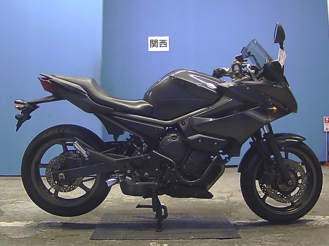 Мануалы и документация для Yamaha XJ6 Diversion