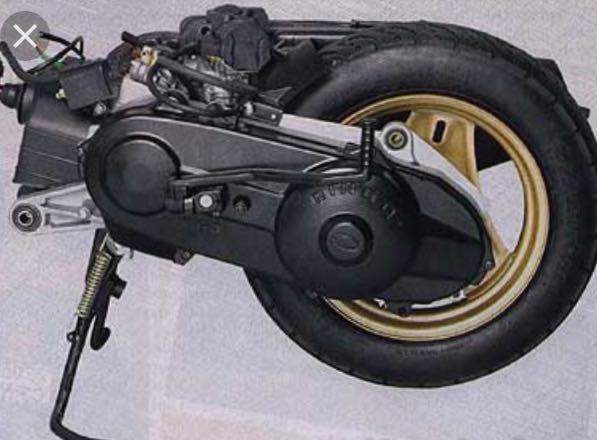 Снятие и установка сцепления скутера Suzuki Sepia и Suzuki Address, подробная инструкция