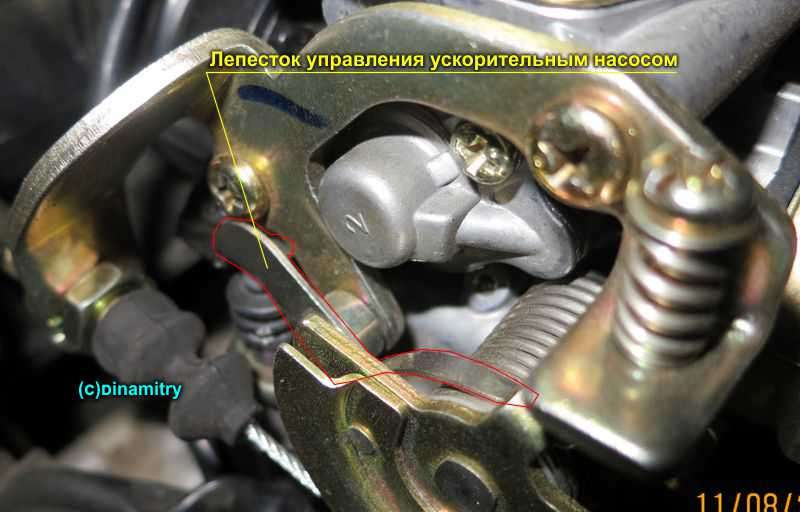 Ограничители на скутере, удаление заглушек и душилок