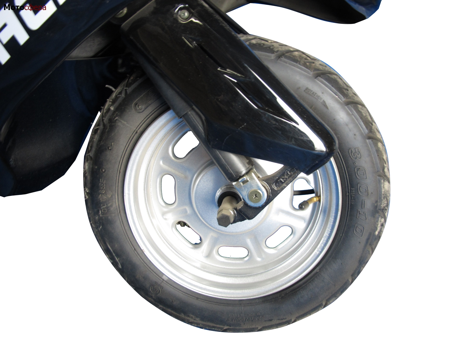 Колеса скутера — разновидность, преимущества и недостатки